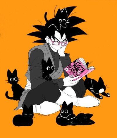 Goku Black, lol! This is funny