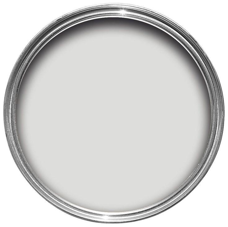 Dulux White Mist Silk Emulsion Paint 2.5L | Departments | DIY at B&Q