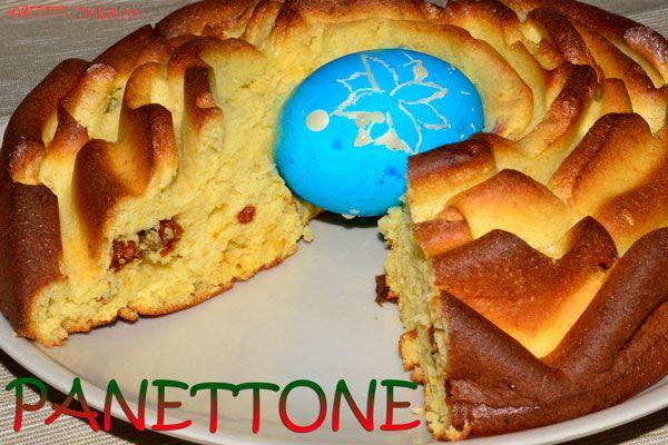 Cozonac/Panettone Dukan - RETETE DUKAN