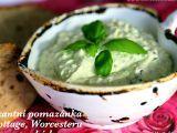 Pikantní pomazánka z cottage, worcesteru a avokáda recept ...