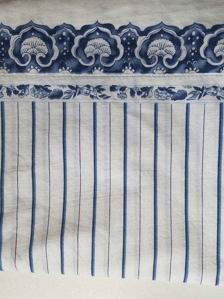 Ralph Lauren Jonquil Twin Flat Sheet Blue  #RalphLauren #Asian