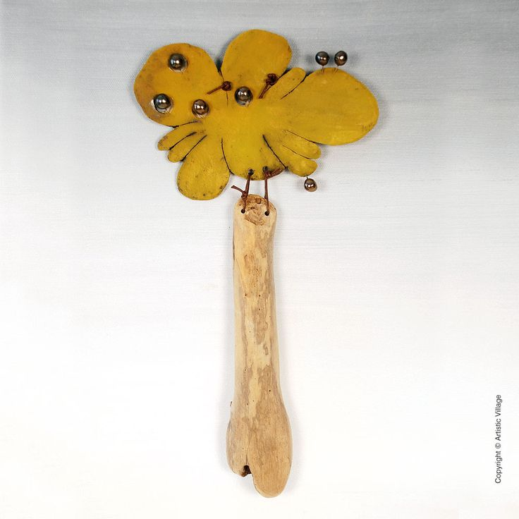 Unique handmade and hand-painted (Tree) for the wall. Always carrying the maker's signature.