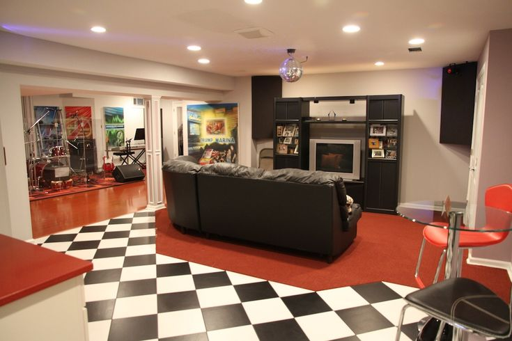 On Pinterest Basement Ideas Home Theaters And Basement Bar Designs