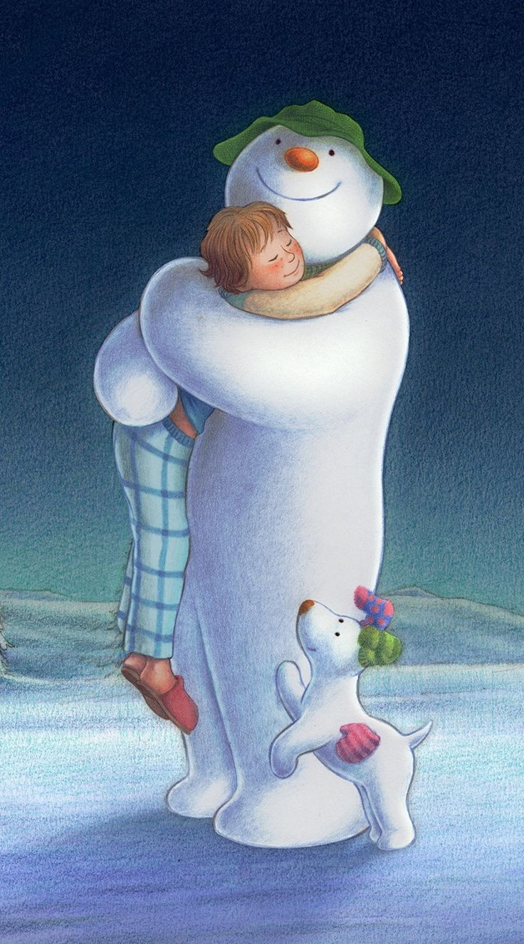 Don't forget to send your special message with The Snowman and The Snowdog, this Christmas!