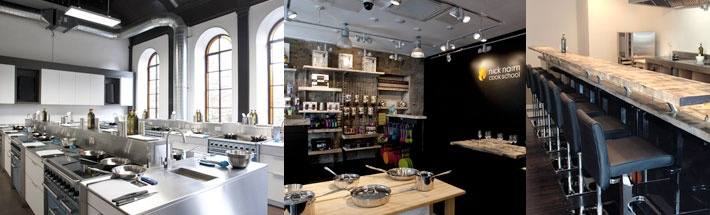 Aberdeen, Scotland- cooking school with drop-in classes. Now this is what my Culinary Dreams are made of!