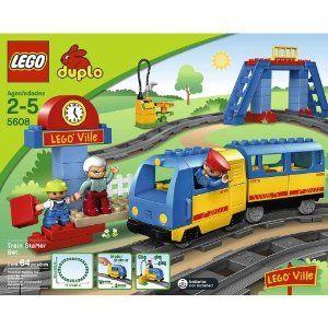 LEGO DUPLO® LEGOVille Train Starter Set 5608