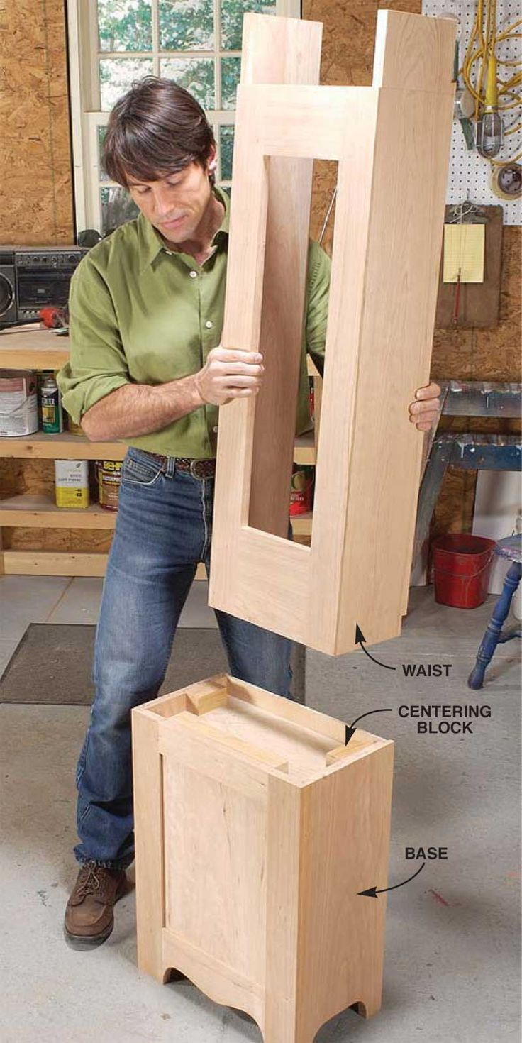 How to Make a Grandfather Clock: DIY Standing Clock Plans