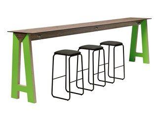 les 25 meilleures id es de la cat gorie mange debout sur pinterest table bar cuisine de petit. Black Bedroom Furniture Sets. Home Design Ideas