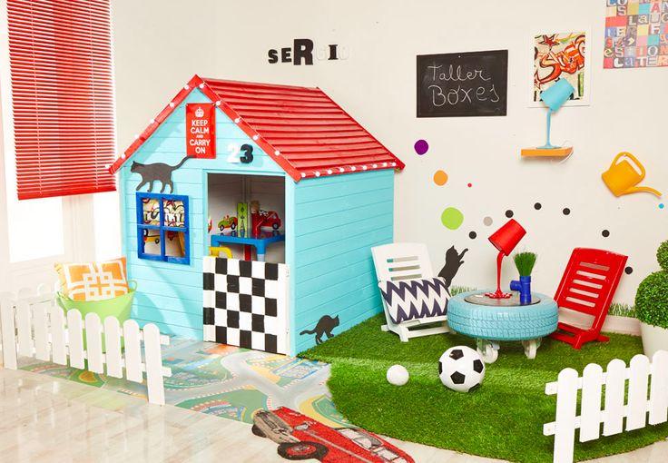 Para los peque os de la casa nada mejor que algo hecho a - Juego de decorar casas completas ...