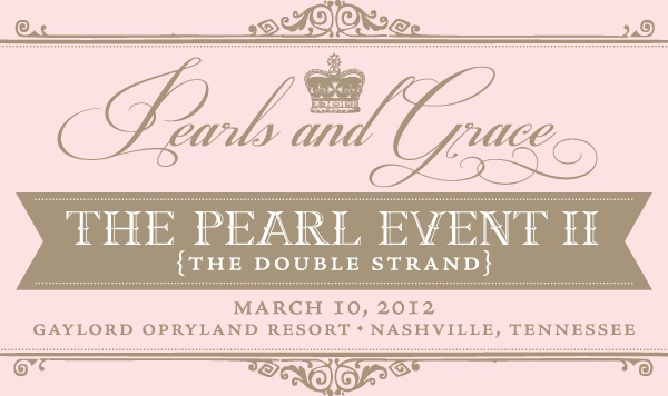 The Pearl Event! Please join us! Bet you didn't know I really really want to go to this.