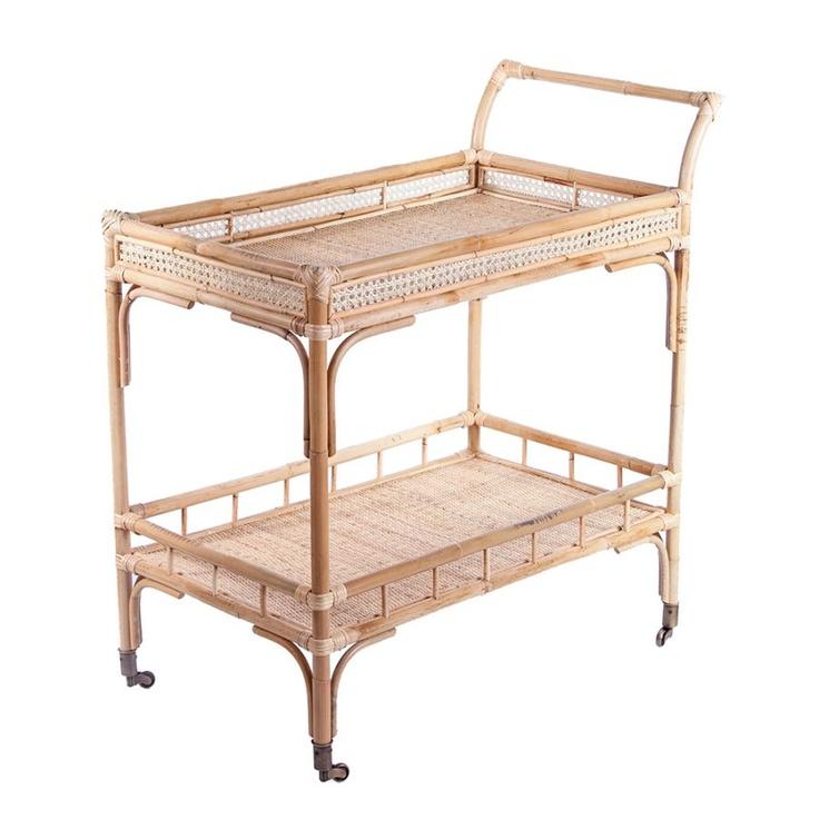 The Harvey Bar Cart