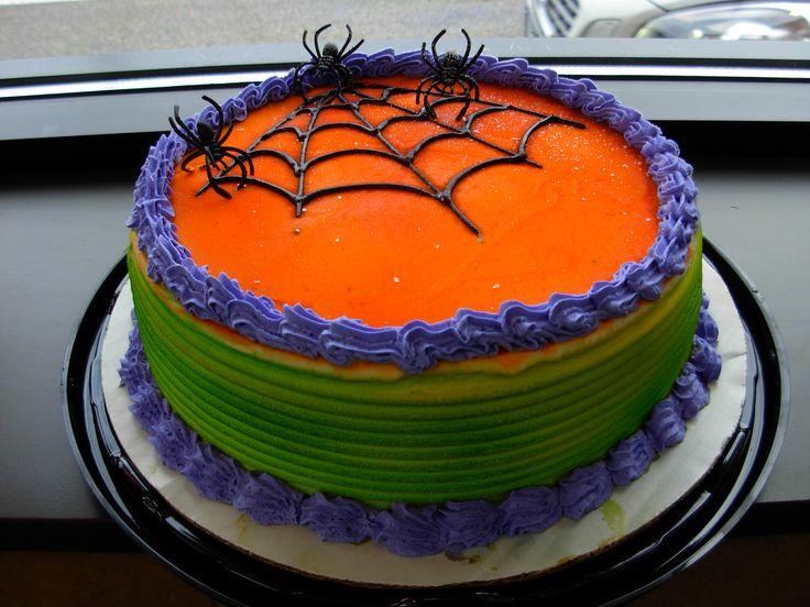 Halloween Web DQ Dairy Queen Ice Cream Cake