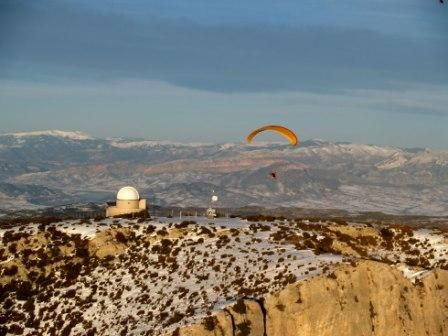 Observatori Astronòmic del #Montsec (Autor: Jordi Marquillas) #pallarsjussa #noguera #starlight #catalonia