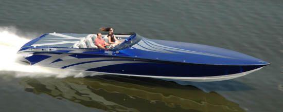 New 2012 Velocity Boats 390 High Performance Boat Photos- iboats.com