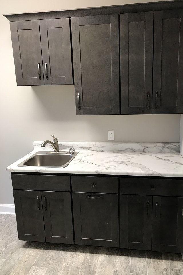 Gray Stained Kitchen Cabinet New Home Design To Best White Paint For Kitchen Cabinet Stained Kitchen Cabinets Gray Stained Cabinets Staining Cabinets