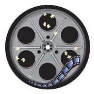 Movie Reel Lunch Plates (8pk) $6.50 20417533