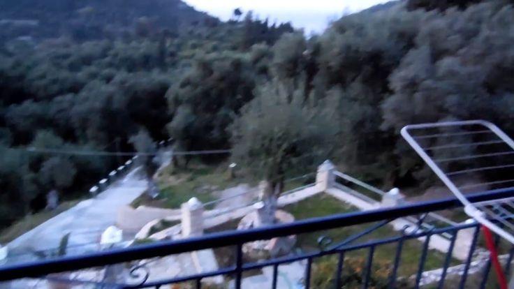 GREECE. CORFU. ПАСХА. МЕСТО, ГДЕ МЫ ЖИЛИ. Stamatela Studios, Paleokastri...