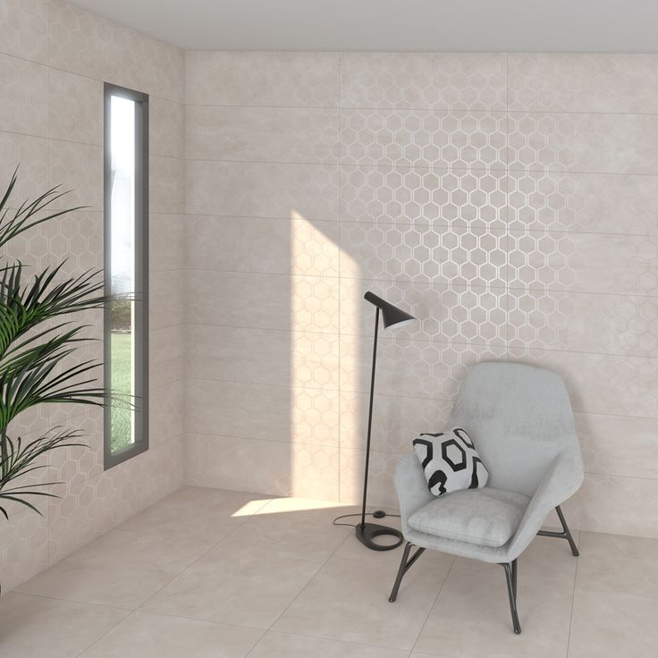 Home | Grant wall tiles glossy and matte effect | revestimiento | arcana cerámica | arcana tiles | living room | salón y hogar | decoración