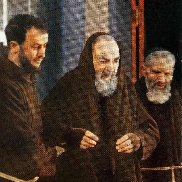Las Más Eficaces Oraciones del Padre Pío » Foros de la Virgen María