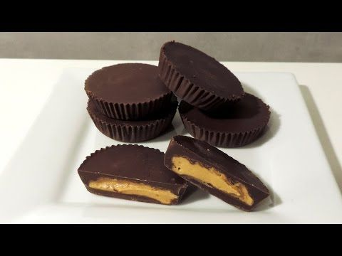 William's Kitchen : Reese's Peanut Butter Cups maison