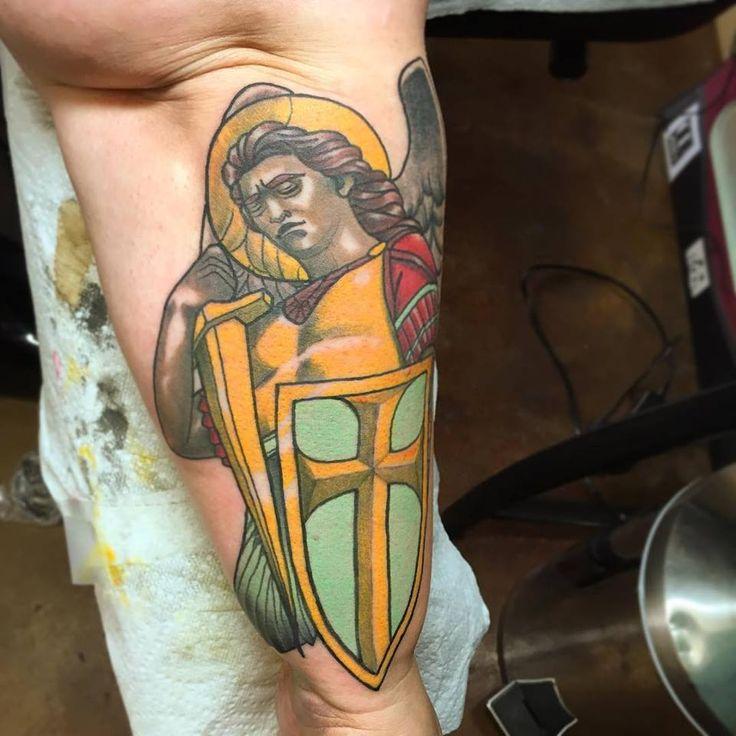 archangel michael by ryan murphy