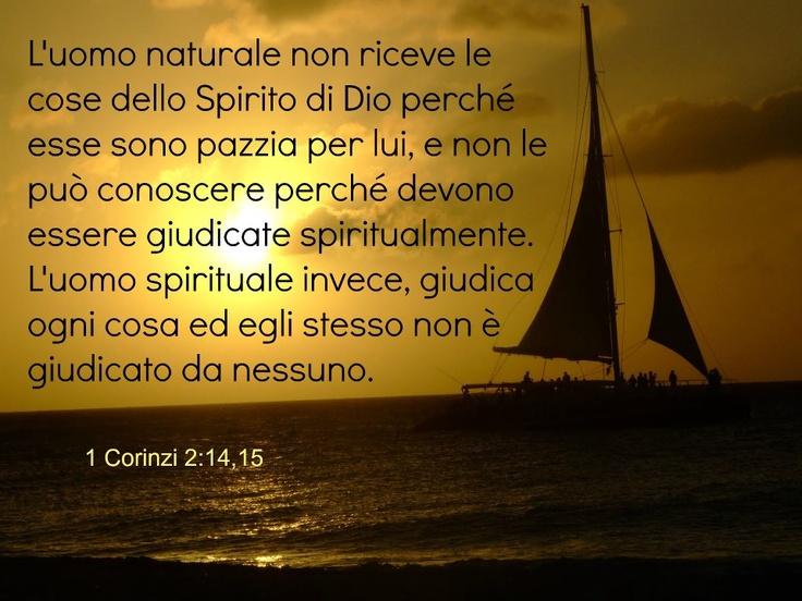 1 Corinzi 2:14-15