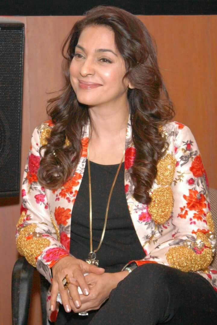 Evergreen Beauty Juhi Chawla | Actress <3 #LoveyouMom