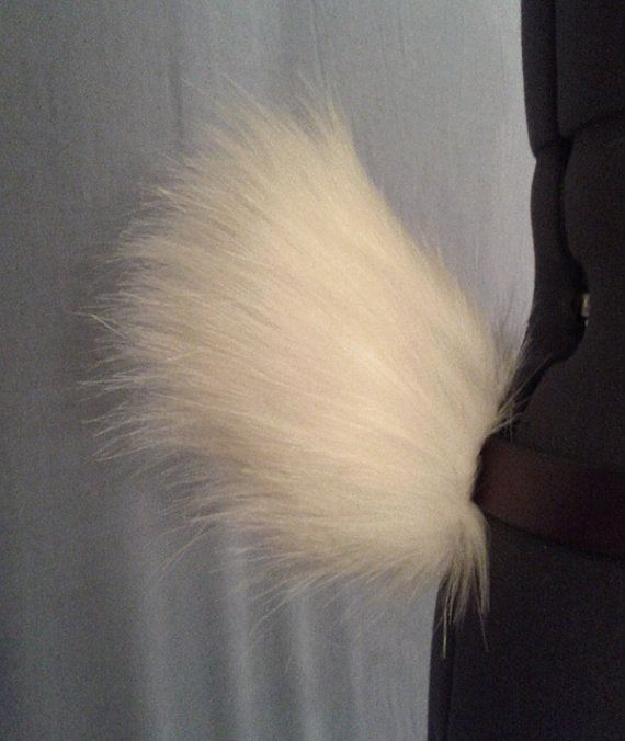 Rabbit Costume Tail Choose Your Colour by ShagpokeStudios