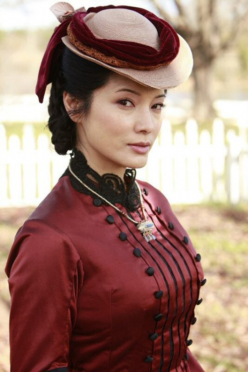 Kelly Hu - Pearl - TVD - The Vampire Diaries
