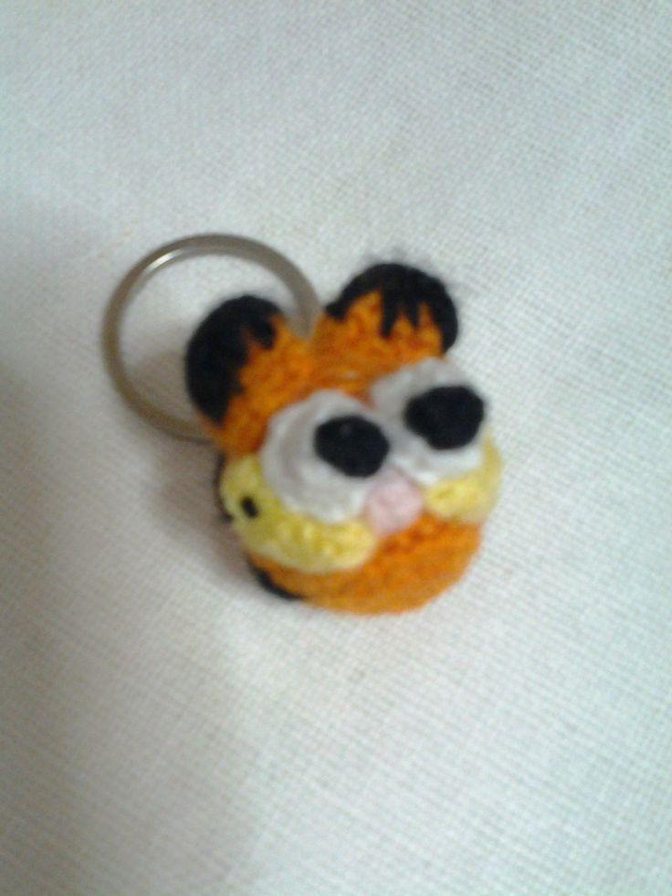 Garfield llavero