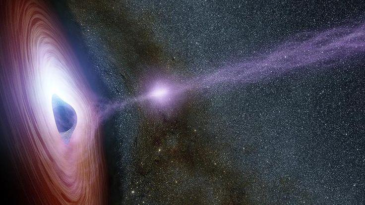 Dünya'dan 1,8 milyar ışık yılı uzaklıktaki bir kara deliğin bir yıldızı 11 yıldır yuttuğunu ortaya çıkaran Amerikalı gök bilimciler daha önce bir yıldızı 1 yıldan uzun sürede yutan kara deliklere rastlanmadığını açıkladı.