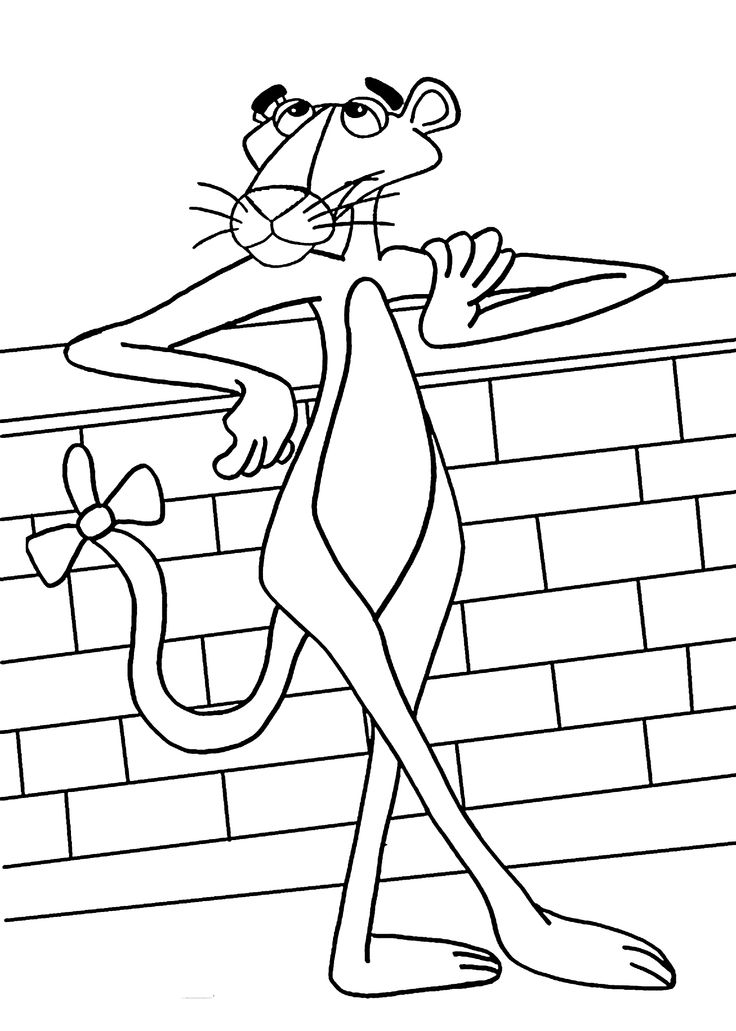coloring pages pink - photo#19
