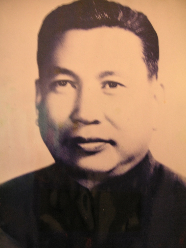 Pol Pot, the genocidal leader of the Khmer Rouge, was responsible for millions of Cambodian deaths.