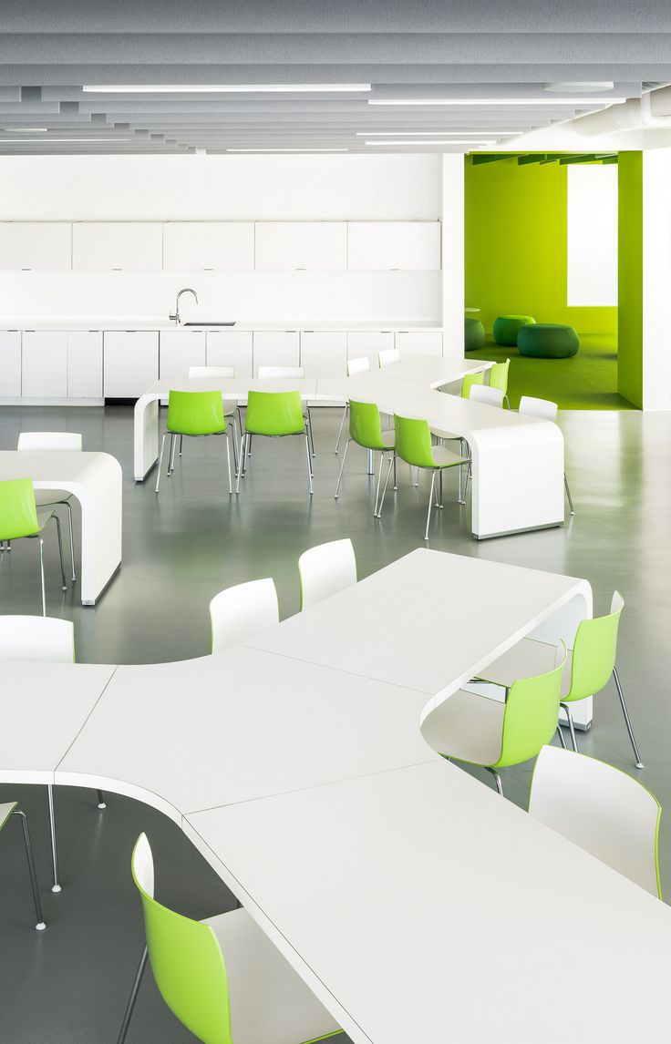Colorful Office Interior Decorating Ideas