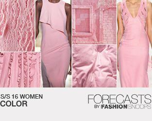 S/S 16 Womens Color women's accessories