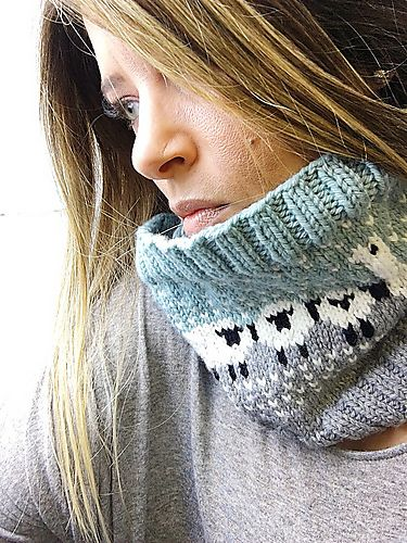 I'll Pack A Cowl for Rhinebeck by Deb Jacullo #FreePattern