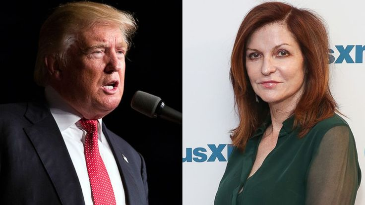 """Maureen Dowd has covered Donald Trump for more than a decade as a columnist for The New York Times. She told ABC News that the Republican presidential nominee's """"ego arithmetic hasn't changed,"""" meaning that """"he would donate to candidates of both parties and basically it was like what would benefit..."""