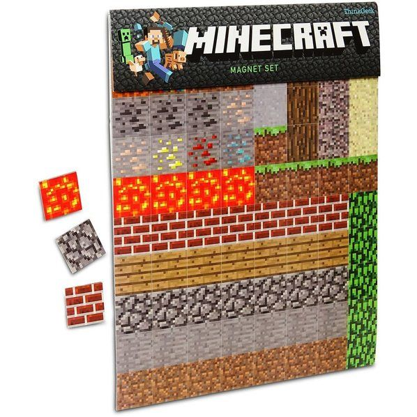Check out Minecraft Sheet Magnets - Favor Toys & Games and Individual Party Supplies from Birthday In A Box