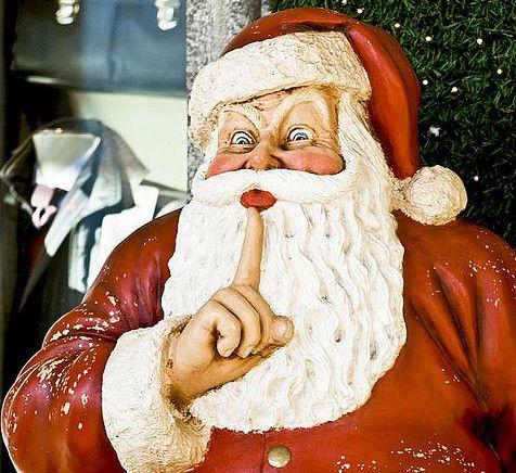 Babbo Natale esiste!  Foto by Maurizio Montanaro