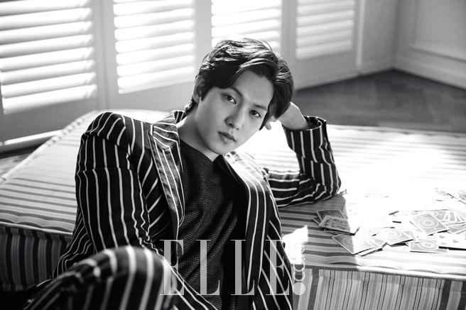 jong hyun - Elle Magazine March Issue '14