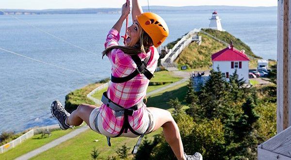 Pin And Win | Tourism New Brunswick Canada