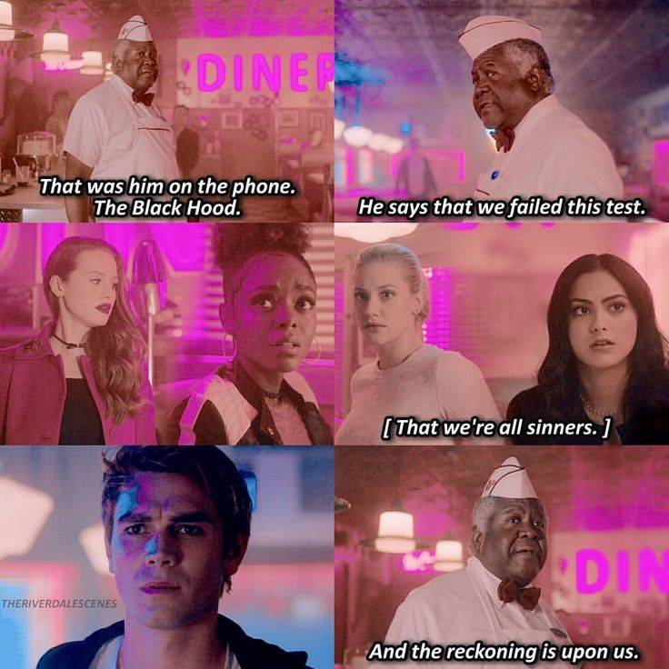 "1,166 Likes, 15 Comments - RIVERDALE ❄ (@theriverdalescenes) on Instagram: ""2.07 — Do you like new episode? It was interesting but meh,I liked how Josie had a big part.I…"""
