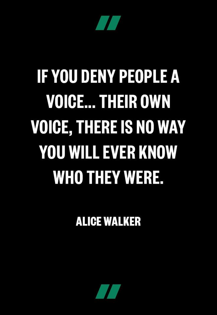 Best 25 Alice walker ideas on Pinterest The color purple book