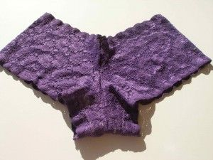 Free Multi-size pattern to make your own undies