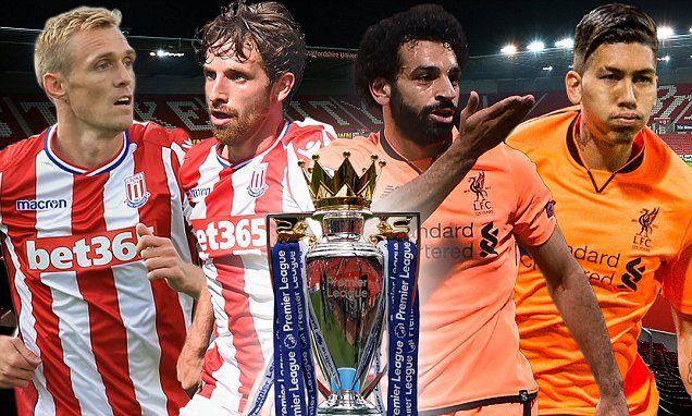 Stoke vs Liverpool LIVE Premier League at bet365 Stadium
