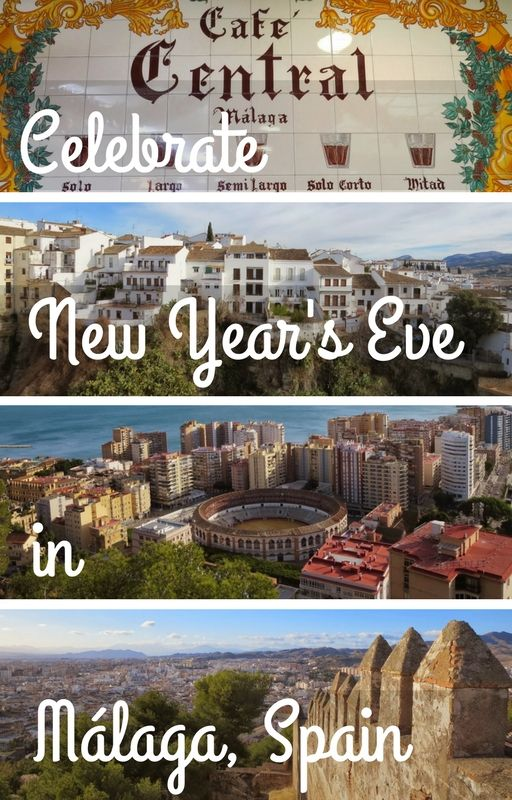 "New Year's Eve in Málaga, Spain - Celebrating ""Año Nuevo"" with A Week in Andalusia   Sidewalk Safari"