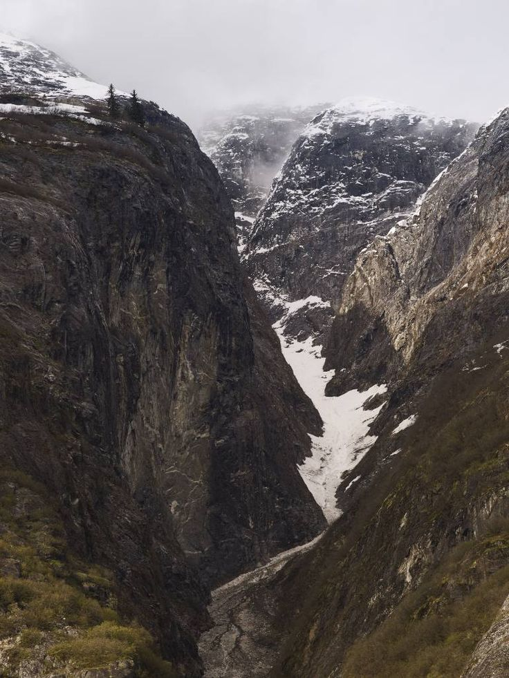 Tracy Arm Fjord, Southeast Alaska