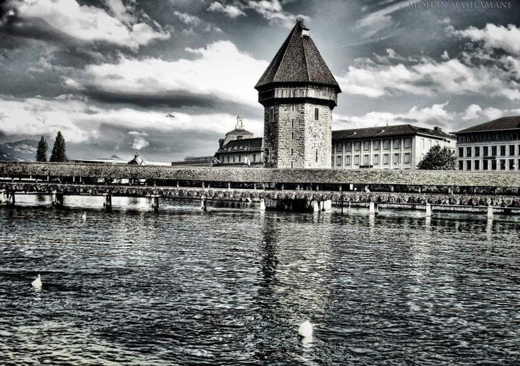 Lucerne Lake in Switzerland #photography #luzern