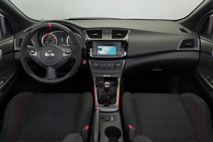 2017 Nissan Sentra Nismo  #Nissan_Sentra_Nismo #Nissan_Sentra #Segment_C #Japanese_brands #LAAS_2016 #2017MY #Nissan