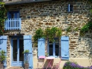 Love the sea and countryside, cottage ideally situated for exploring BrittanyVacation Rental in La Fresnais from @HomeAway! #vacation #rental #travel #homeaway